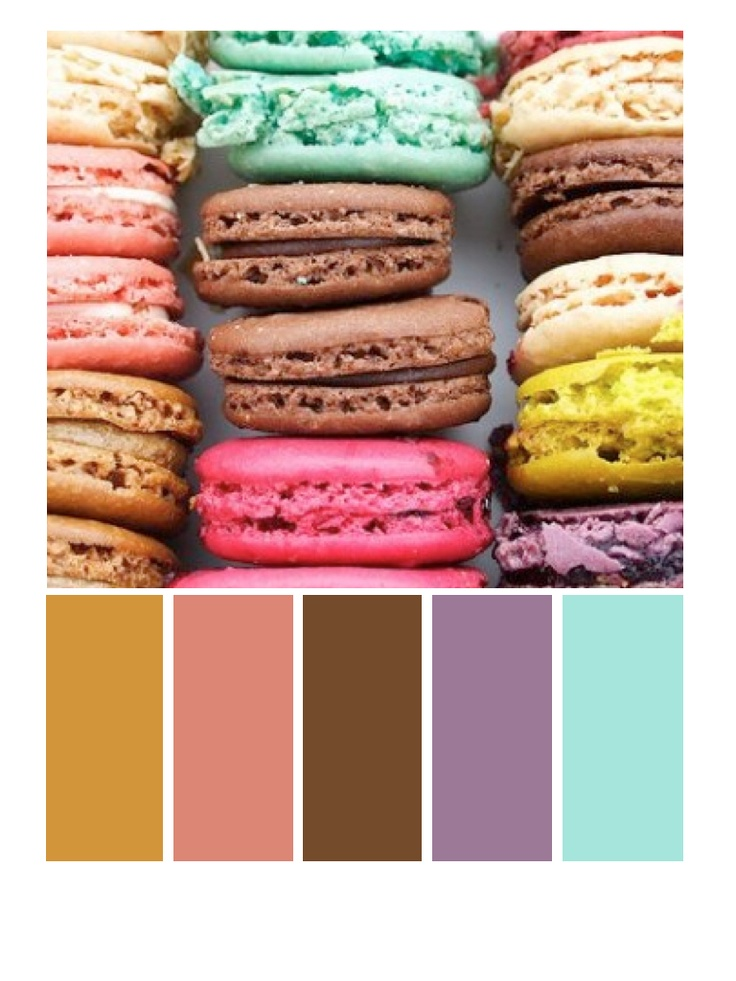 Macaroon delight: Colour, Paris, Glorious Food, Recipe, Food Porn, Color, French Macaroons, French Macaron, Sweet Tooth