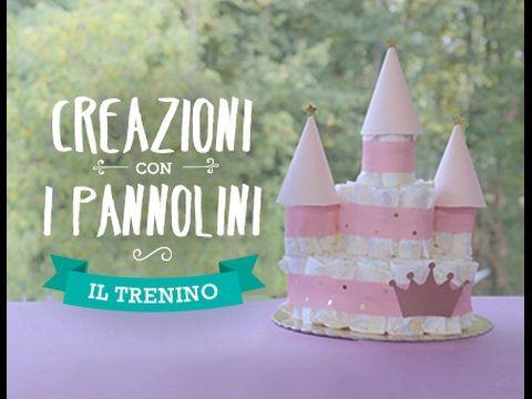 Un castello di pannolini - Pampers.it