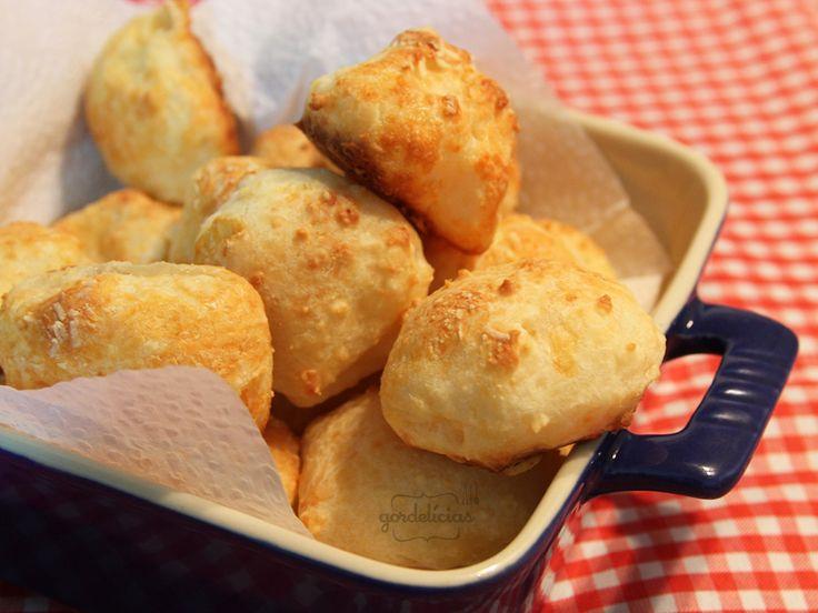 Pãozinho de Tapioca | Gordelícias