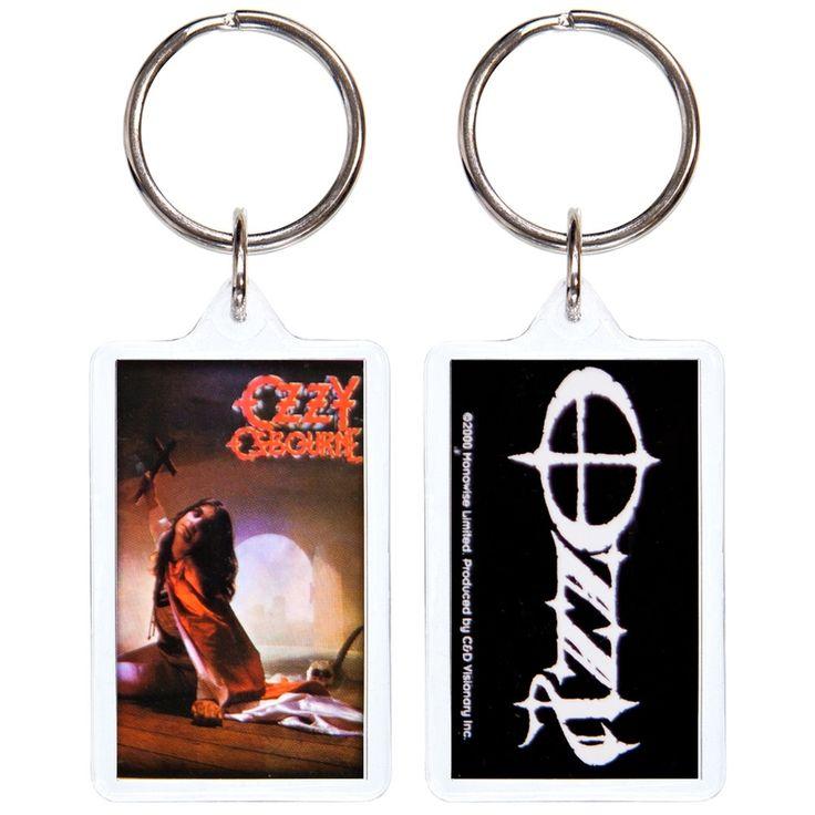 Ozzy Osbourne - Blizzard Of Ozz Keychain