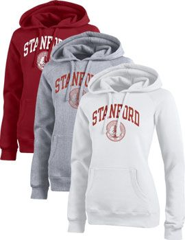 Product: Stanford University Women's Sport Hooded Sweatshirt