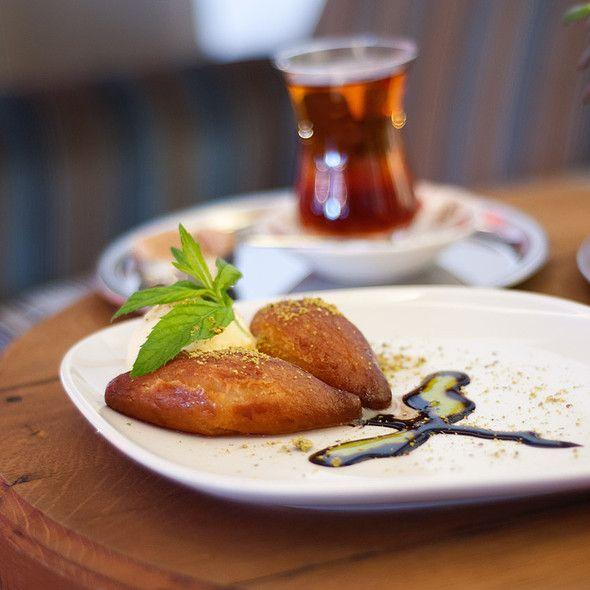 Cheese Dessert @ Cafe Mese