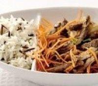 Rundvlees Teriyaki met wilde rijst - Rundvlees Recepten Vandaag