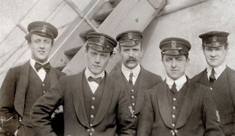 Titanic stories – Young violinist John Hume a 'hero' for playing until the end
