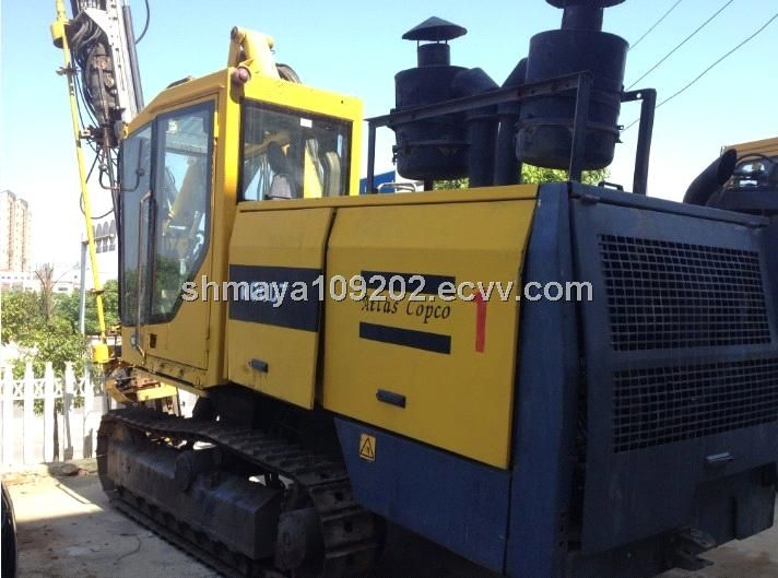 Used Surface Drill Rigs Atlas Copco ROCD7 - China Drilling Rigs Drill Rig;Drill Rigs Truck Mounted;Surface drill rigs