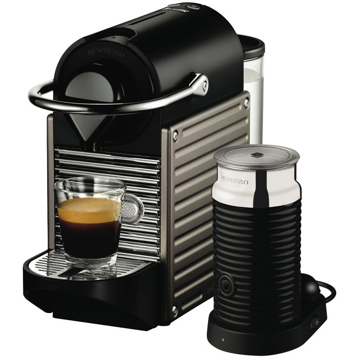 Nespresso BEC400XT Breville Pixie Bundle Titan at The Good ...