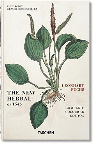 Amazon.it: Leonhart Fuchs. Il nuovo erbario del 1543 - Klaus Dobat, Werner Dressendörfer - Libri