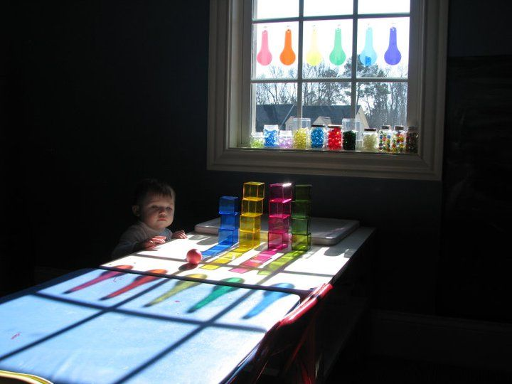 ombres de colors!