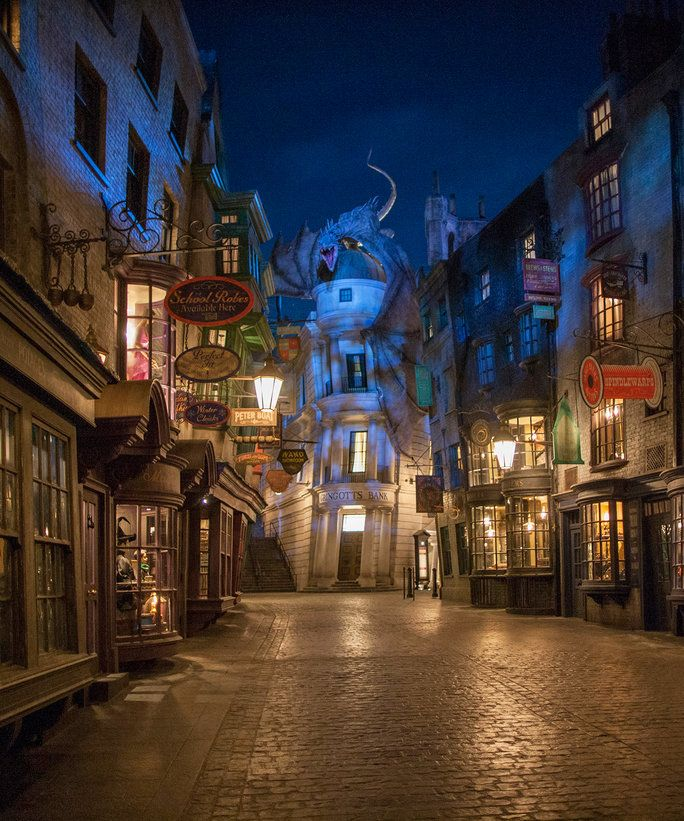 15 Harry Potter Destinations You Can Visit in Real Life | from InStyle.com