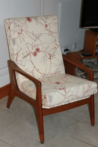 Fler SC55 Chair - restored | Retro furniture Sydney |