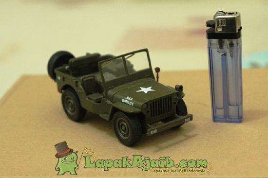 Diecast Jeep Willys