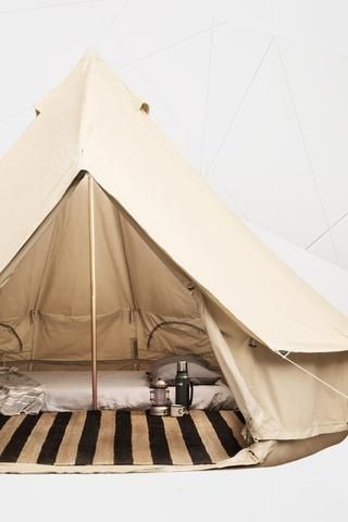 Homecamp Flinders Bell Tent - 4m - Midnight Blue