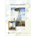 Impression, Sunrise_Landscape_Cross Stitch Pattern_I Love CrossStitch -