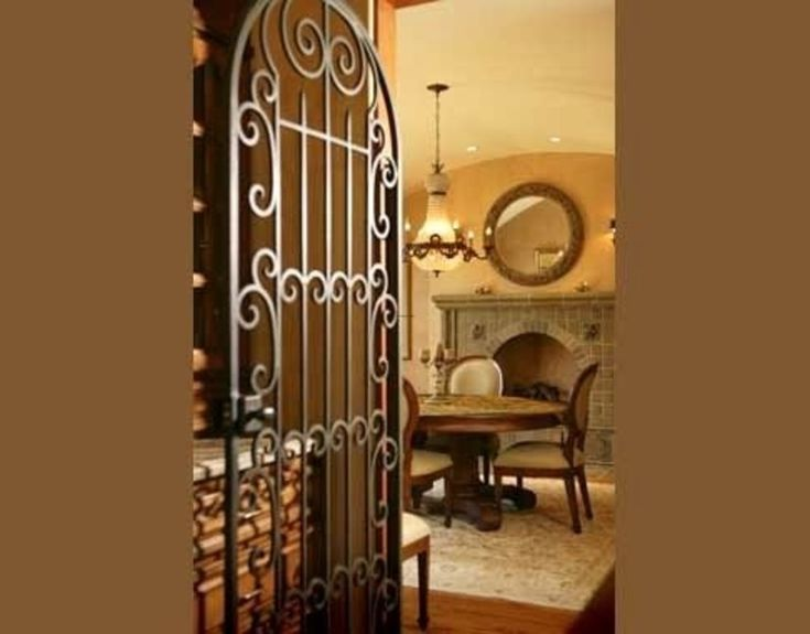 Tuscan Home Decor Gates! Find This Pin And More On Tuscan Interior Design  ...