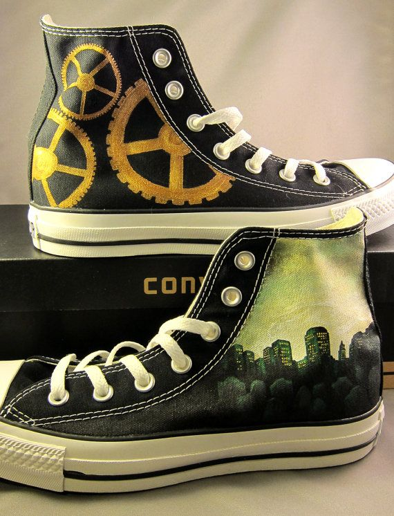 Infernal Devices Converse