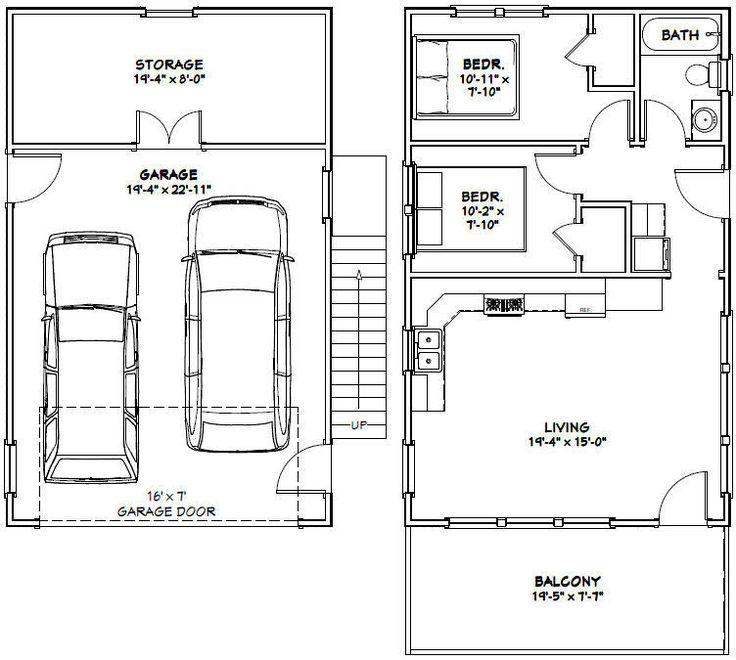 25 Example Of Garage Designs: 350 Best Garage Apartment Plans Images On Pinterest
