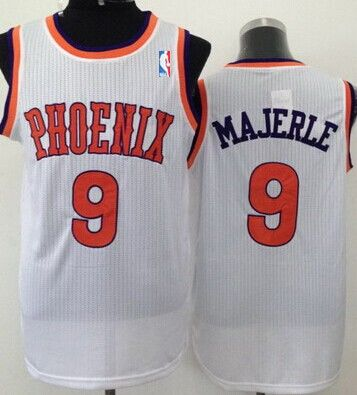 ... Miami Heat Dan Majerle adidas NBA Mens Retired Player Swingman Jersey  Phoenix Suns 9 Dan Majerle White Swingman Jersey ... 063b2b207