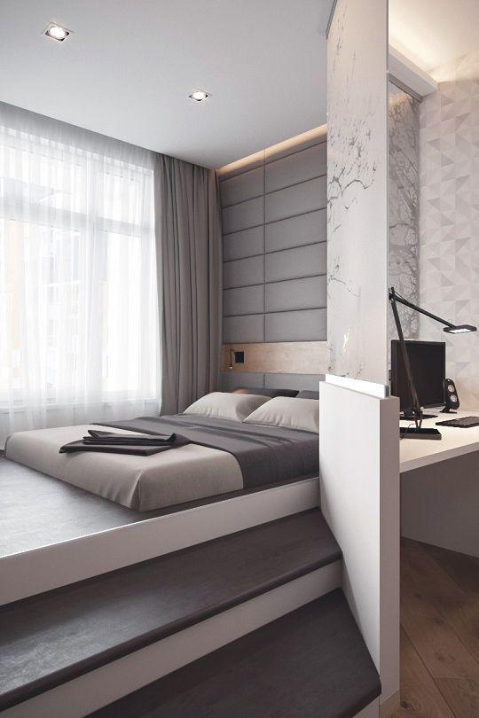 """livingpursuit: """"Studio Apartment by Expert Interior """""""