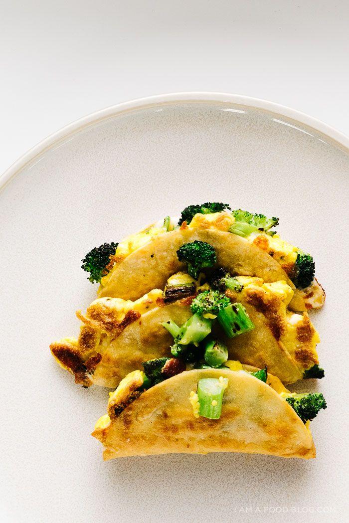 broccoli cheddar scramble recipe dishmaps broccoli cheddar scramble ...
