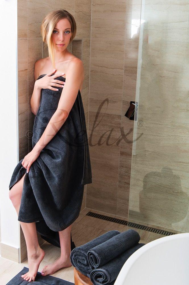 Charcoal Ultra Fine Towels  #BespokeBathSet #UltraFineCotton #LuxuriousTowels #ForHim #ForHer #PerfectGift #iRelaxAu