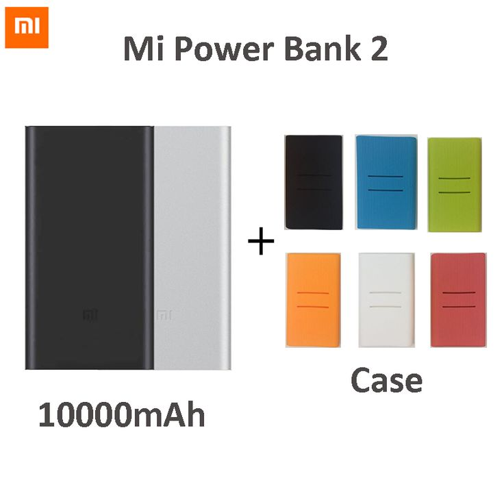 >> Click to Buy << In Stock! 2016 New Original Xiaomi power bank 10000mAh 2nd external battery 2 pack portable charger USB output For phones pad #Affiliate