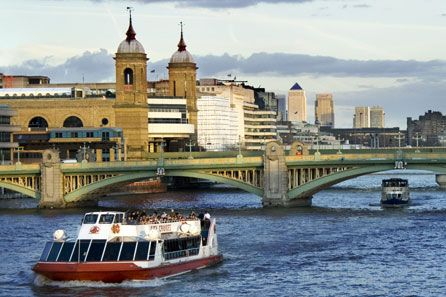 Thames Afternoon Tea Cruise £25 each