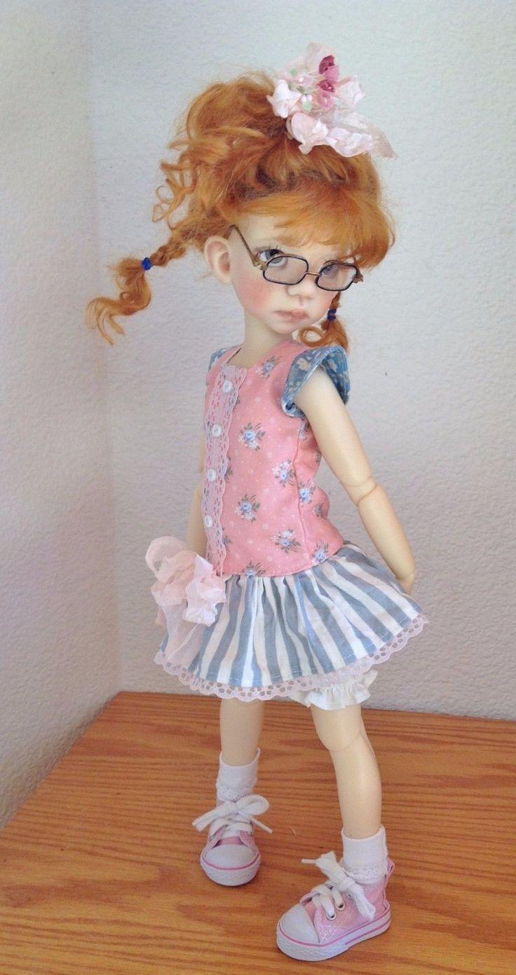 Drop Waist Dress Set Fits Kaye Wiggs MSD Body Mei Mei and Talyssa Body by DCH | eBay