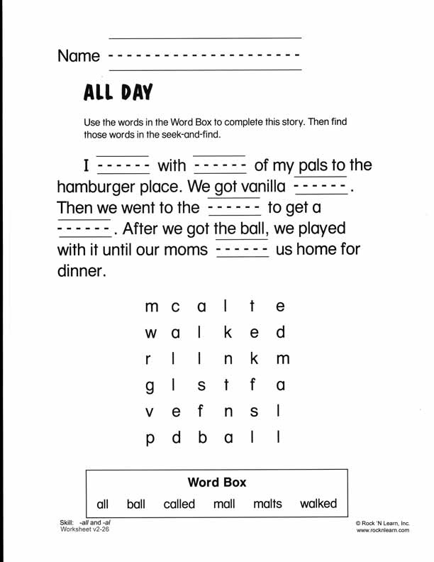 Printables 3rd Grade Phonics Worksheets Lemonlilyfestival