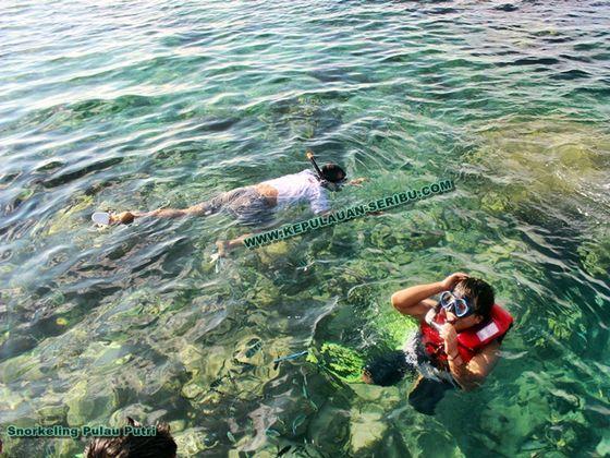 Pulau Putri Resort Kepulauan Seribu Island