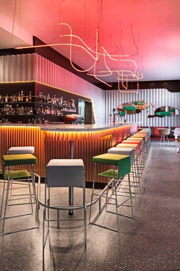 Hotel by alfredo häberli design development zurich west switzerland