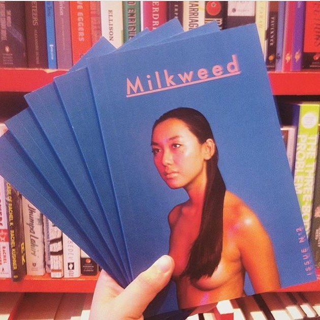 """43 Likes, 2 Comments - @milkweedzine on Instagram: """"Hey Montreal! We are very pleased to announce that Issue 2 is now available at…"""""""
