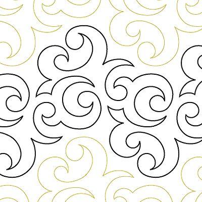 Domestic Quilting Templates : 232 best Quilt Pantographs images on Pinterest
