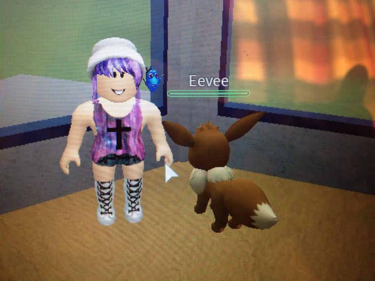 Pegasus2405-(Its Me On Roblox) (With Evee)