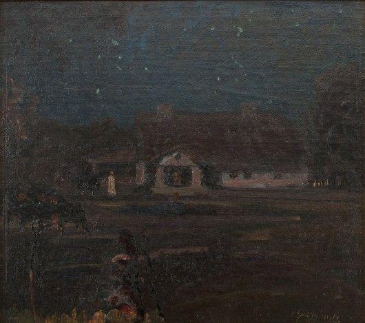 Henryk Szczygliński Nocturnal (Pharyah)