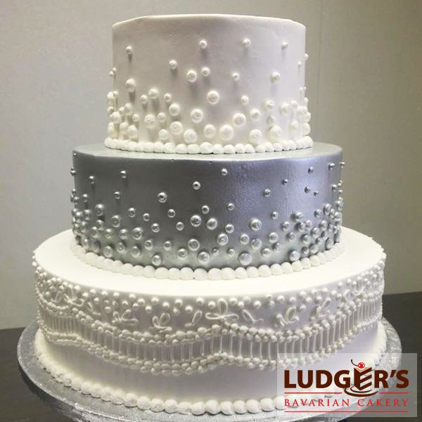 34 best Ludgers Wedding Cakes images on Pinterest Tulsa oklahoma