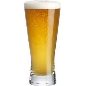 Direction 17 oz. Pilsner Beer Glass in Beer Glasses | Crate and Barrel  Set of 8 please
