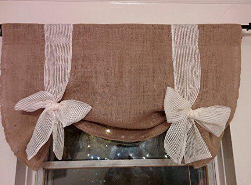 Km Curtains Handmade Tie up Valance Window Treatment (40 ... https://www.amazon.com/dp/B00KAOA7I6/ref=cm_sw_r_pi_dp_x_nZNiybSA9X9WT