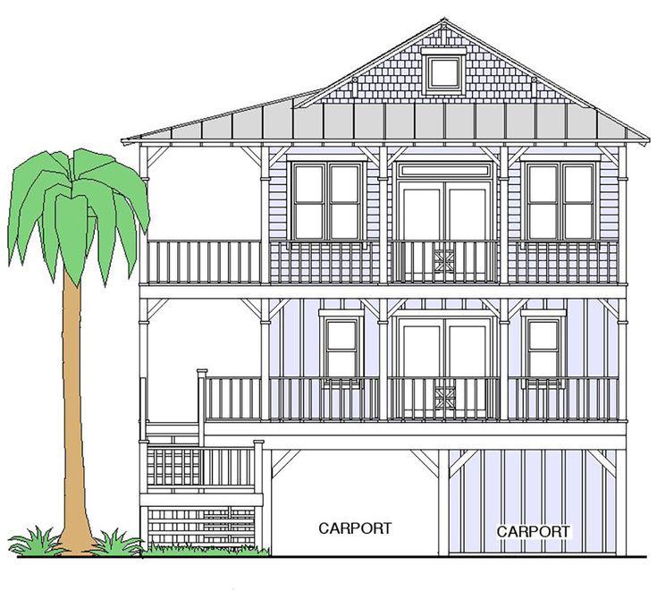 Berkeley Cottage Oak Flooring: 147 Best Beach House Floor Plans Images On Pinterest