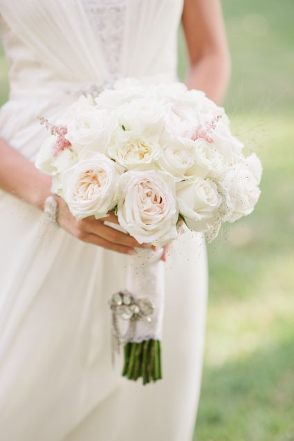 Los 50 ramos de novia más bonitos: elegancia y distinción en tu boda [Fotos]