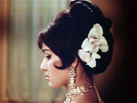 Asha Parekh, Bollywood Golden era actress