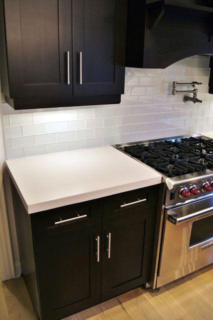Kitchen Concrete Countertop | Concrete Countertops Design Gallery