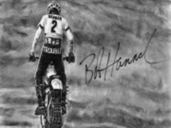 Bob Hannah vs. Kent Howerton - Dirt Rider Magazine