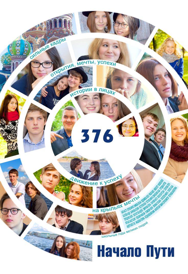 Обложка для выпускной книги с портретами детей www.vipalbom.ru