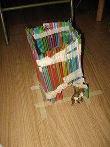 Building Houses of Straw, Sticks and Bricks - The Three Little Pigs | Nucleus Learning
