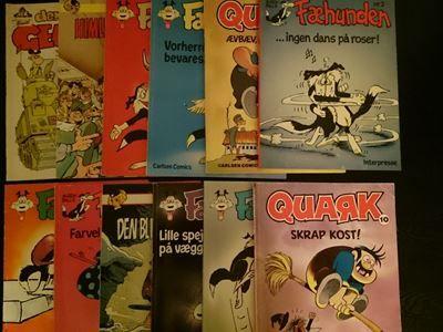 Gratis tegneserier Fæhunden