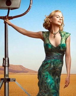Nicole Kidman by Annie Leibovitz.