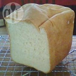 Foto recept: Zwitsers boterbrood voor in de broodbakmachine
