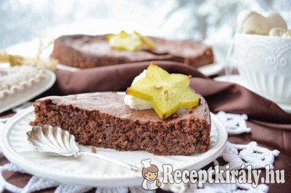 Sárgarépapürés pillekönnyű csokitorta - paleo recept képpel. Elkészítés és hozzávalók leírása, 45 perces, 6 főre, Egyszerű, Glutén mentes, Laktóz mentes, Vegetáriánus