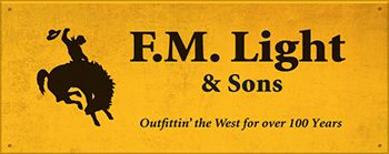 F.M. Light & Sons.  Great authentic Colorado cowboy gear! #steamboatstrategy #steamboat #cowboy