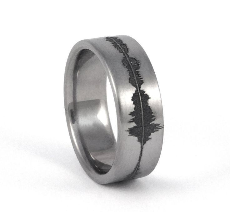 The 25 Best Geek Wedding Rings Ideas On Pinterest